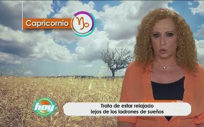 Mizada Capricornio 02 de mayo de 2016