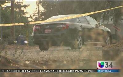 Niño murió atrapado dentro de un auto
