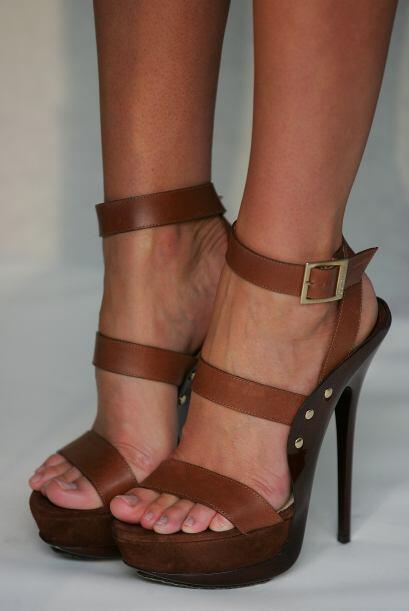 ¡Las sandalias con plataforma son un absoluto y versátil 'm...