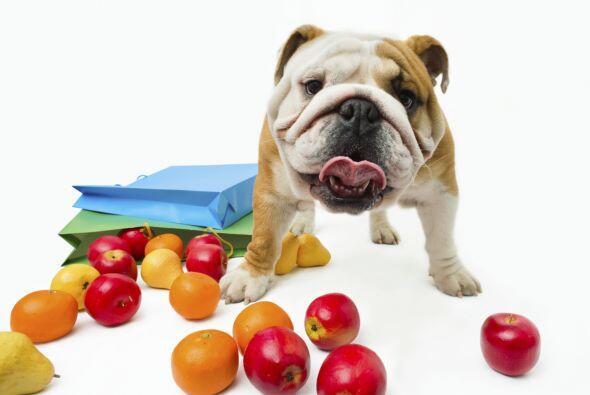 Otra fruta que disfrutan por su textura crujiente es la manzana y adem&a...