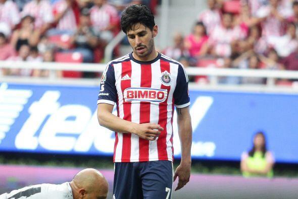 Una derrota de las Chivas podría significar el despido del entrenador ar...