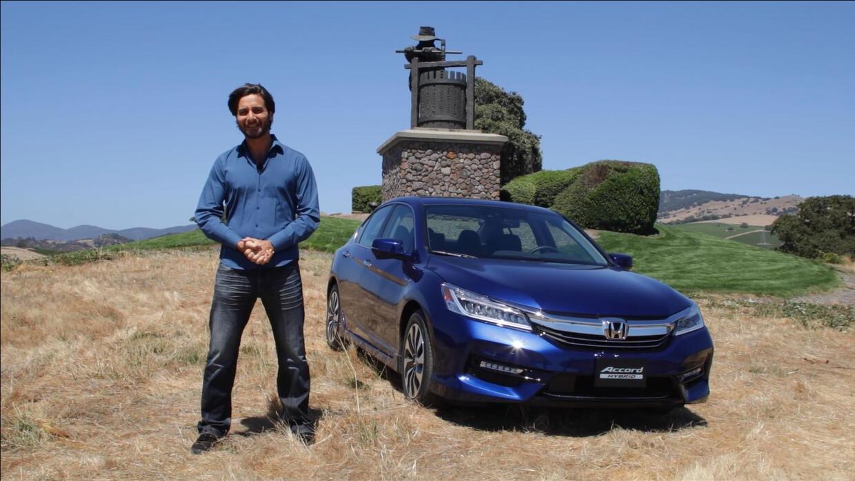 Honda Accord Hybrid 2017 - Prueba A Bordo [Full]