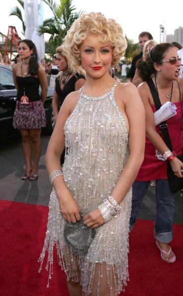 ¡Sus 'looks' inspirados en Marilyn Monroe siguen siendo uno de nue...
