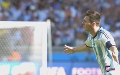Recordamos los 5 mejores goles sudamericanos del Mundial