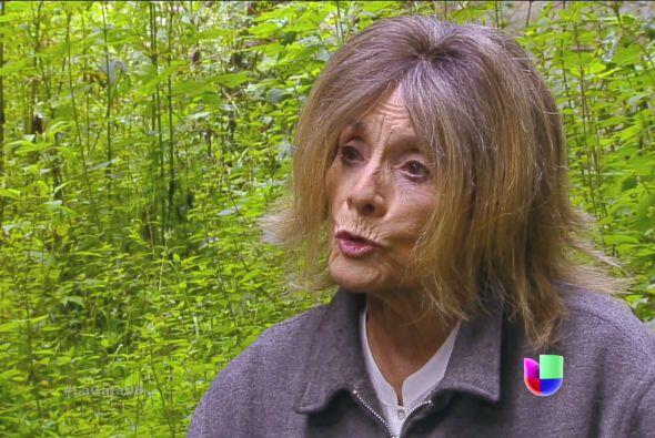 Doña Rita sólo quiere ayudar a Pablo.
