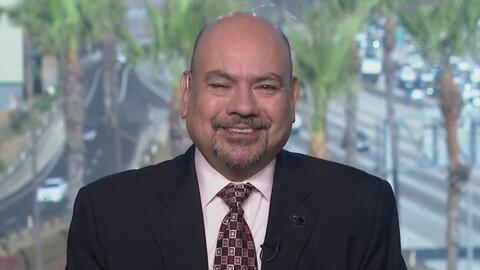 """Director ejecutivo de NALEO Arturo Vargas: """"Hay que invertir para movili..."""