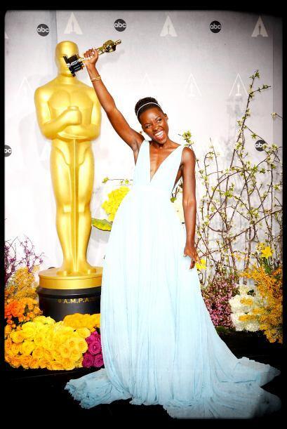 Pero también por su carisma y talento, la actriz confesó que ella no se...
