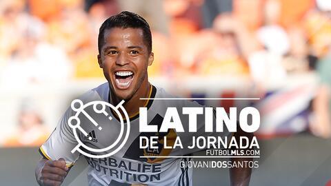 Latino de la Jornada   Giovani dos Santos