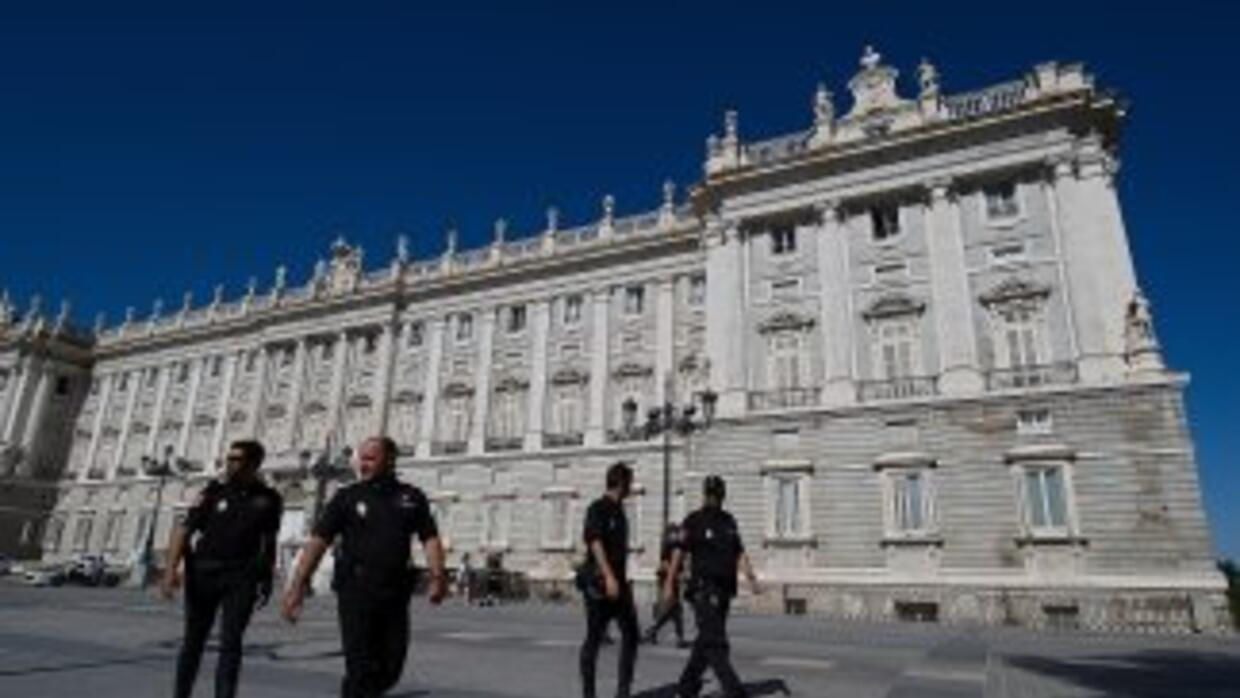 En total están movilizados 7.000 agentes de la Policía y la Guardia Civil.