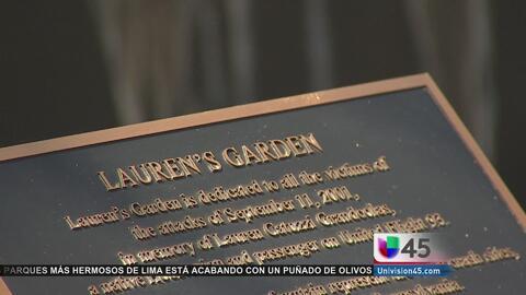 Conmemoran el 9/11 en Houston