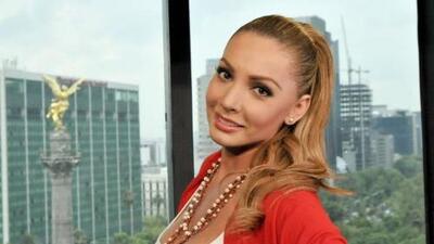 La actriz confirmó que tiene un tumor en el cerebro.