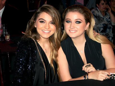 Fernanda y Sofía Castro
