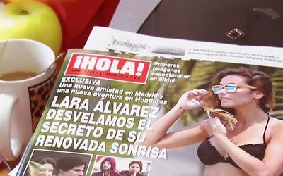 Exclusiva: Andrea Chediak logró acceso a la redacción de la revista ¡HOLA!