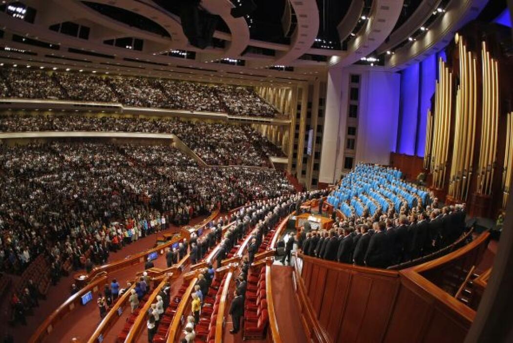 La Iglesia de Jesucristo de los Santos de los Ultimos Días tiene millone...