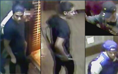 Policía busca a tres asaltantes armados con machetes y cuchillos en El B...