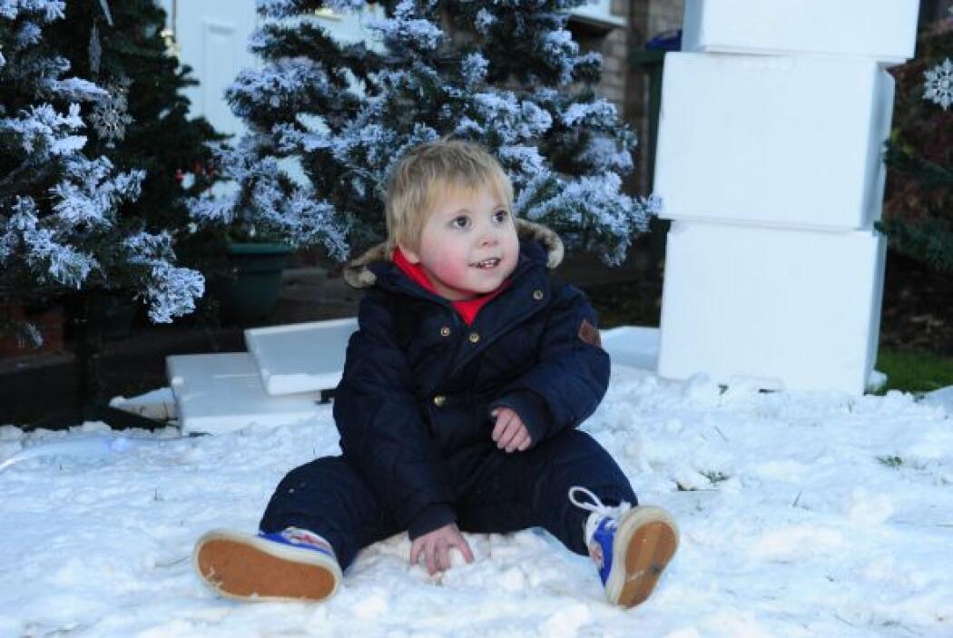 Su caso es tan grave que todo parece indicar que el pequeño Mason no sob...