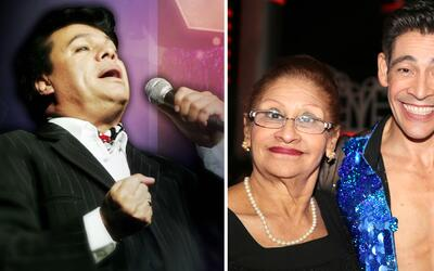 "Juan Gabriel era ""novio"" de la mamá de Johnny Lozada"