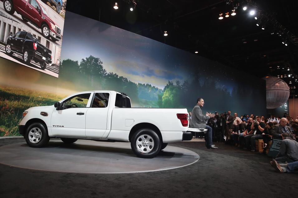 Los 'Trucks' del Auto Show de Chicago Para portada GettyImages-634402766...
