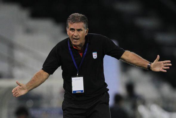 Carlos Queiroz realizó lo mismo aunque con la Sub-20 de Portugal...