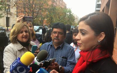 "Emma Coronel, pareja del capo mexicano Joaquín ""El Chapo&quo..."