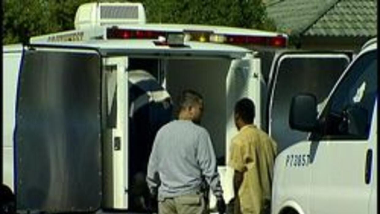 Indocumentados arrestados en casa de seguridad