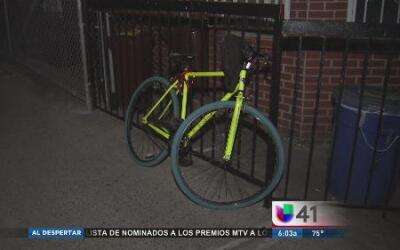 Ciclista resulta gravemente herido tras ser atropellado