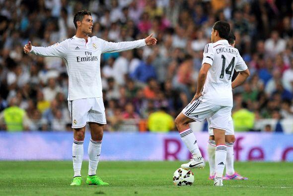 Cristiano Ronaldo no comprendía como podía volver a sucede...