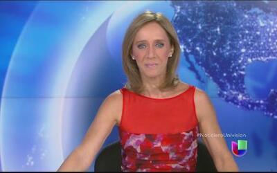 Lourdes Ramos dice adiós a Noticiero Univision