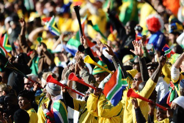 En el Mundial de Sudáfrica conocimos y disfrutamos a las 'vuvuzel...