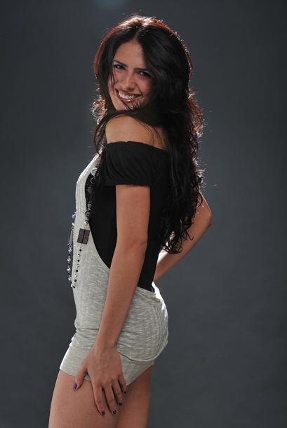 Luce muy bien esta jovencita venezolana...