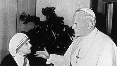 Juan Pablo II a 9 años de su muerte
