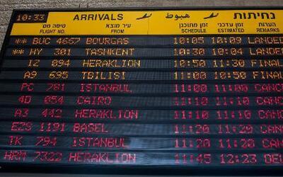 La Aministración Federal de Aviación reanuda vuelos hacia Israel