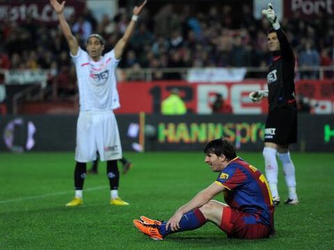 El Barcelona enfrentó a un rival complicado cuando visitó...