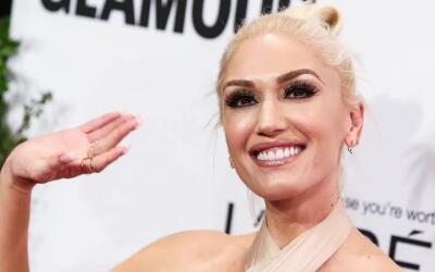 Gwen Stefani le agradece a Blake Shelton por besarla 'de regreso a la vida'