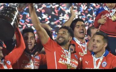 Chile espera defender en Estados Unidos su título de la Copa América