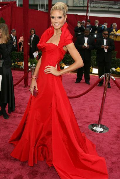 Uno de sus 'outfits' más memorables fue en la alfombra roja del Oscar de...