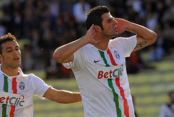 La 'Juve' sacó un valioso y contundente triunfo de 4-0 y parece r...