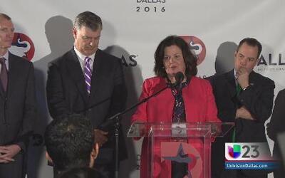 Dallas, finalista para Convención Republicana