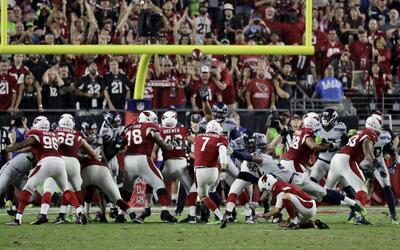 Chandler Cantazaro dejó ir la victoria para los Cardinals.