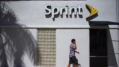 Compañía de teléfonos Sprint