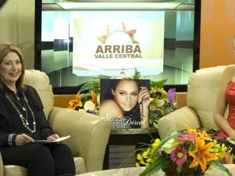 Shaila compartió con Lupita Lomeli su experiencia con este nuevo reperto...