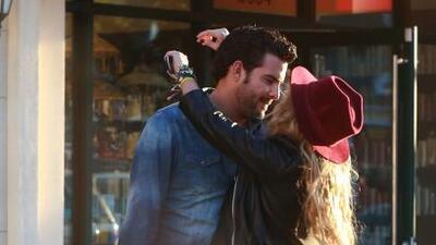 Gerardo Bazúa y Paulina Rubio se conocieron en un programa de televisión.