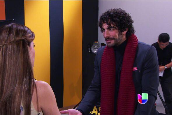 Y de algo estamos seguros, Paolo te está viendo más all&aa...