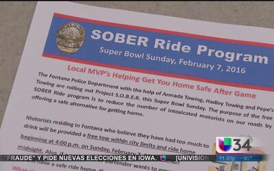 Proyecto sobriedad en Fontana