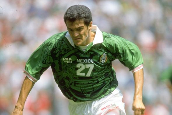 Carlos Hermosillo es un goleador histórico en México, pero poco pudo hac...