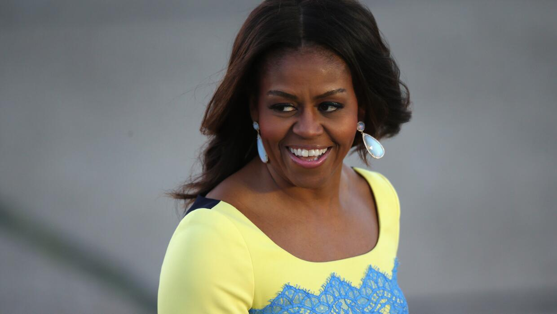 La Primera Dama que está por abandonar la Casa Blanca es una de las más...