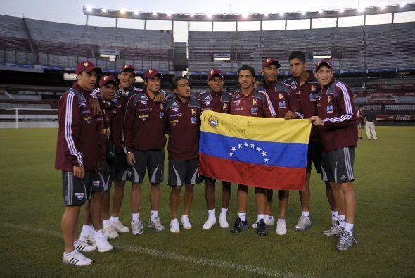 Venezuela es una incognita. Ha mejorado mucho en los últimos años pero n...