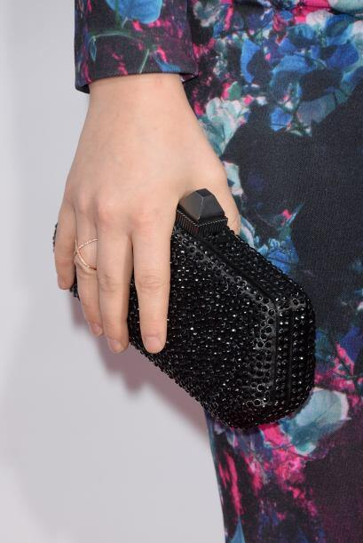 Los accesorios en los People's Choice Awards