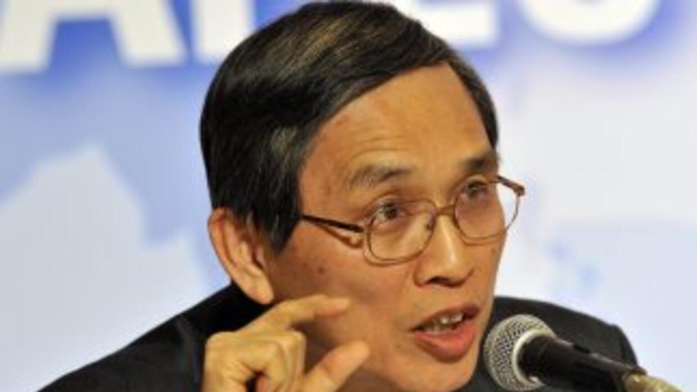 El ministro de Economía de Taiwán, Shih Yen-shiang, explicó que la misió...