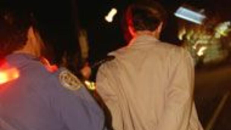 Policia de LA detuvo a un presunto responsable de haber asesinado a dire...